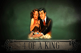 4 of a King Slot Review