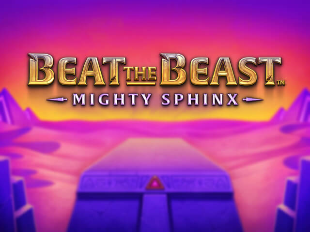 Beat the Beast: Mighty Sphinx Slot Review