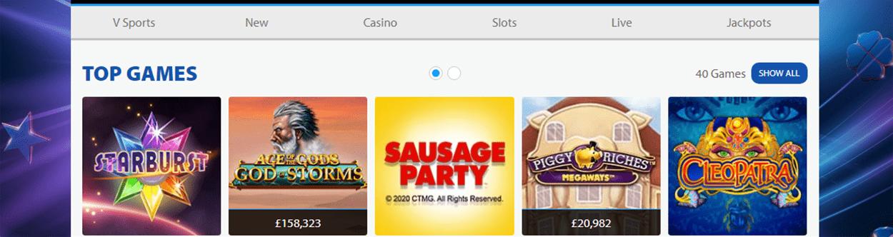 bgo casino games