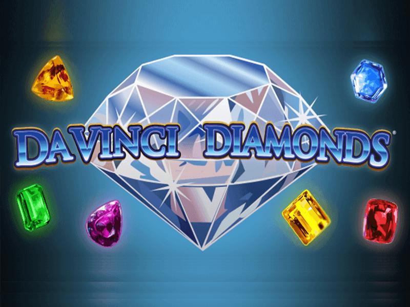 Da Vinci Diamonds Slot Review