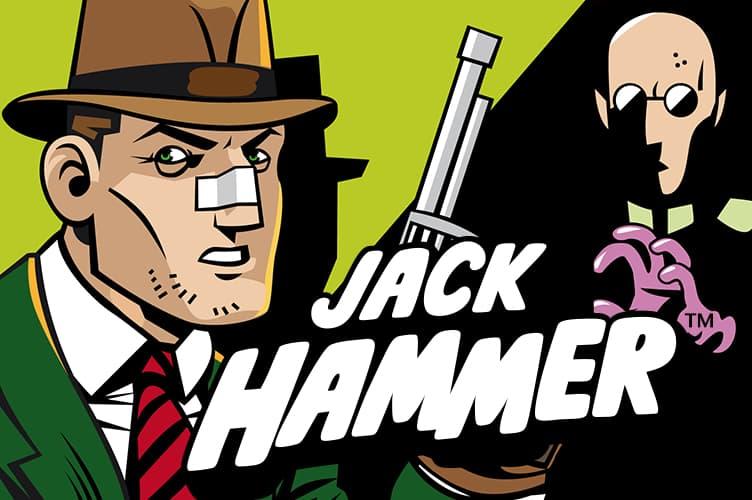 Jack Hammer Slot Review