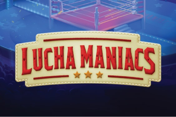 Lucha Maniacs Slot Review