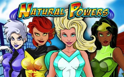 Natural Powers Slot Review