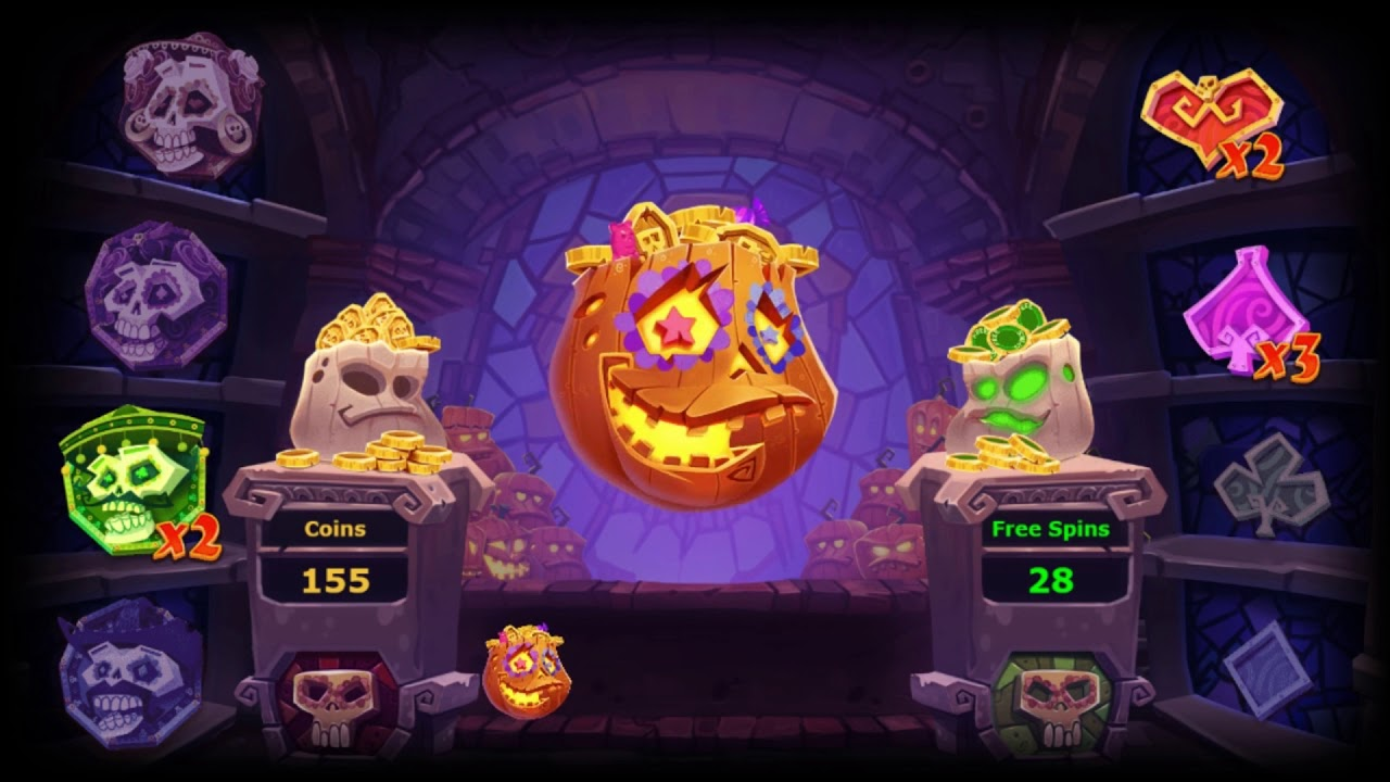 Pumpkin Smash Slot Game Symbols and Winning Combinations