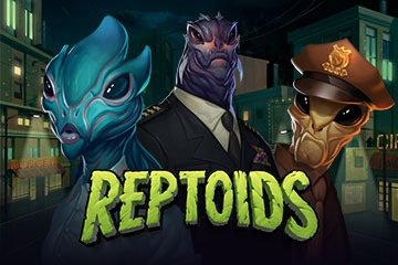Reptoids Slot Game Symbols and Winning Combinations