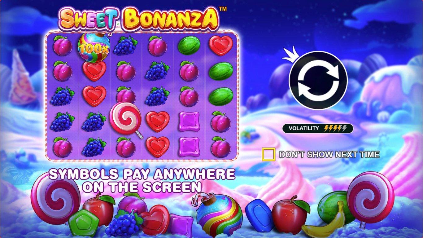 Sweet Bonanza Slot Game Symbols and Winning Combinations